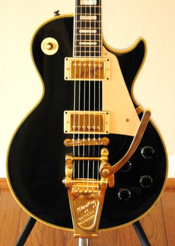 2001 Gibson Les Paul Custom - 57 Reissue (1957 reissue) Ebony
