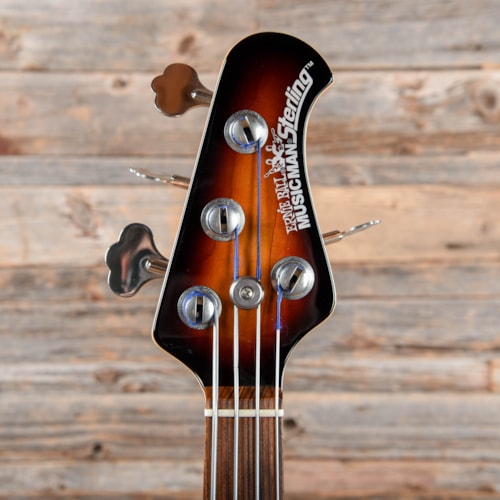 Music Man Sterling 4 H Fretless Vintage Sunburst 2001