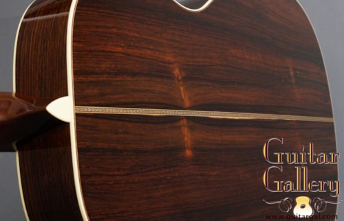 2002 Borges OM-28 (Brazilian Rswd) Brazilian Rosewood, Excellent, Original Hard, Call For Price!