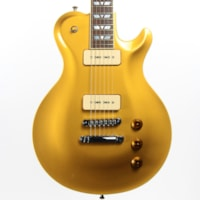 2002 Hamer USA Monaco Elite Gold Top P-90's - Lollar Pickups
