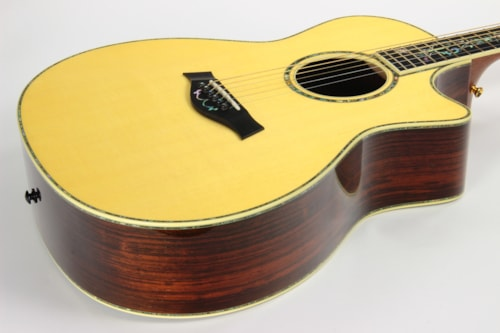 2002 Taylor PS14C BRAZILIAN ROSEWOOD Presentation Series! Engelmann Spruce!