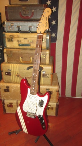 2003 Fender Cyclone Competition Red