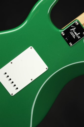 2004 Fender Clapton Stratocaster - Candy Green