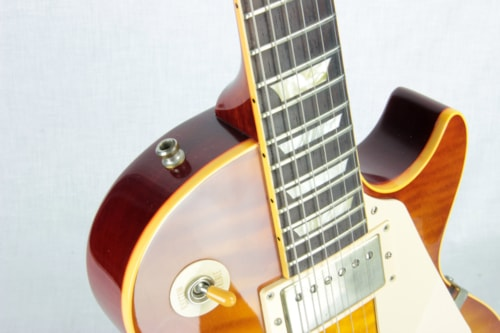 2005 Gibson Custom Shop Authentic JIMMY PAGE '59 Les Paul VOS Number One 1 1959