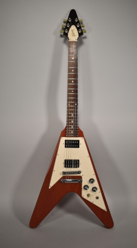 2005 Gibson Flying V Faded Cherry Electric Guitar