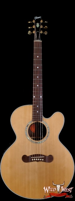 2005 Gibson L-4A Acoustic-Electric Guitar