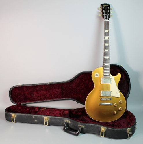 2005 Gibson Les Paul R7 (1957 reissue) Goldtop