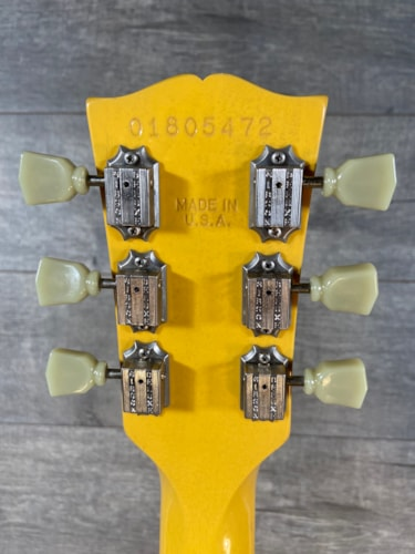 2005 Gibson Les Paul Special TV Yellow