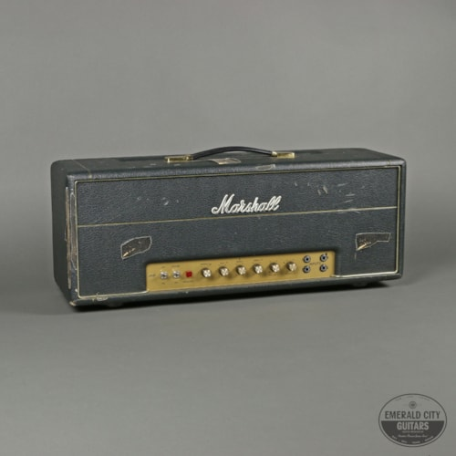 2005 Marshall 1959HW Hand-Wired Super Lead 100