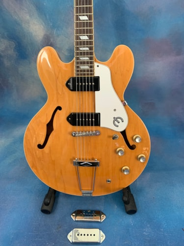 2006 Epiphone Casino Blonde/Natural
