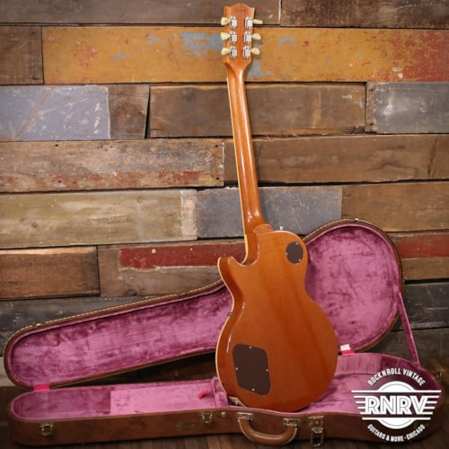 2006 Gibson R7 Goldtop with 50's parts and upgrades OX4 Pigtail Uncle Lou