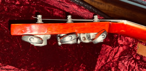 2006 Gibson SG Standard 62 Reissue Bruce Kulick Collection Heritage Cherry