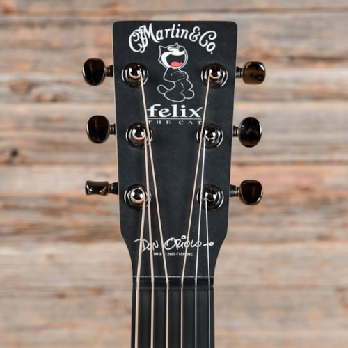 Martin Limited Edition Felix the Cat II (#514 of 625)  2006