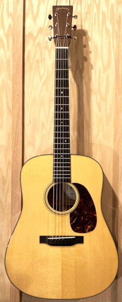 2006 Martin D-18 GE Golden Era