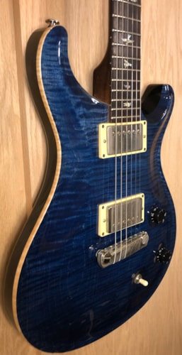 2006 Paul Reed Smith McCarty 10-Top Whale Blue