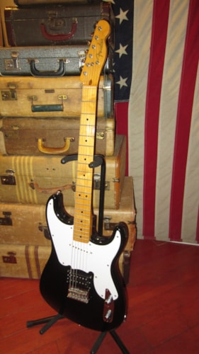 ~2007 Fender '51 Pawn Shop Telecaster Black w/ Humbucker and Single Coil Pickups