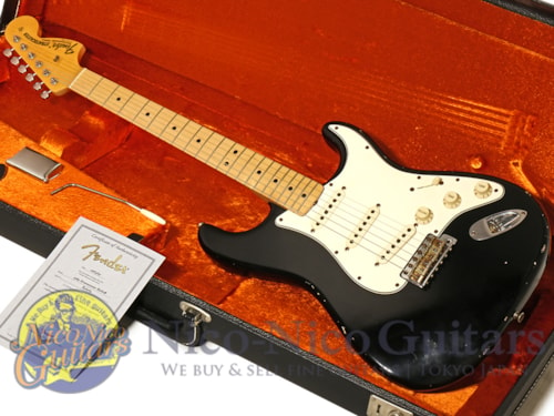 2007 Fender Custom Shop 1969 Stratocaster Relic Black