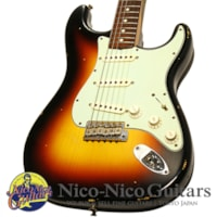 2007 Fender Custom Shop MBS 1960 Stratocaster Relic by Jason Smith