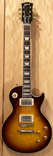 2007 Gibson  Les Paul Standard '58 Reissue VOS Plain Top Faded Tobacco