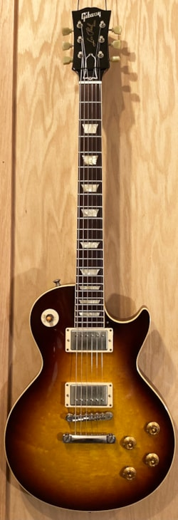 2007 Gibson Les Paul Standard '58 Reissue VOS Plain Top