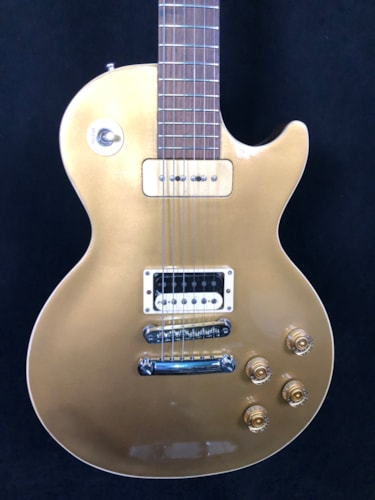 2007 Gibson Les Paul BFG gold
