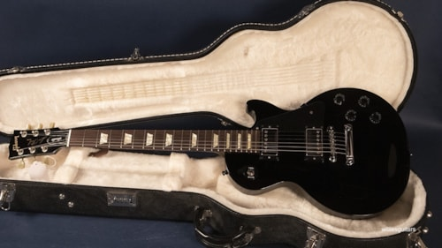 2007 Gibson Les Paul Studio Black