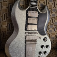 2007 Gibson Les Paul/SG Custom