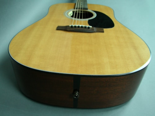 2007 Martin D-18 Acoustic / Electric Guitar Natural Finish USA Made w/OH Natural, Excellent, Original Hard