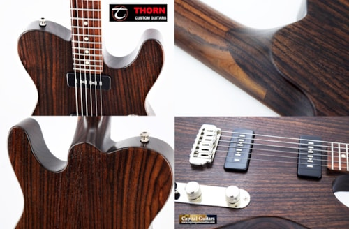 2007 Thorn JR 90 Rosewood #3 of 8 Made