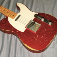 2008 Fender Custom Shop Telecaster Heavy Relic '58