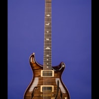 2008 Paul Reed Smith Hollowbody II Mocha Smoked Burst - Private Stock