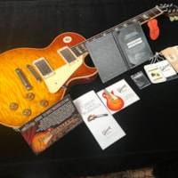 1959 Gibson Burst Brothers Les Paul 59 Reissue