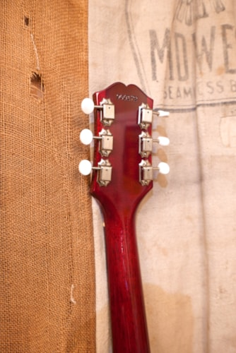 2009 Epiphone Wilshire N.O.S.  (1962 reissue) Cherry Red