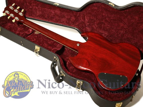 2009 Gibson Custom Shop Inspired By Robby Krieger SG VOS Cherry