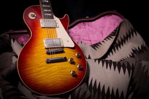 2009 Gibson Les Paul 50th Anniversary 1959 Bourbon Fade