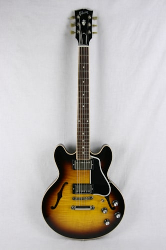 2010 Gibson Custom Shop ES-339 Figured! Sunburst, Mint, Original Hard, $1,675.00