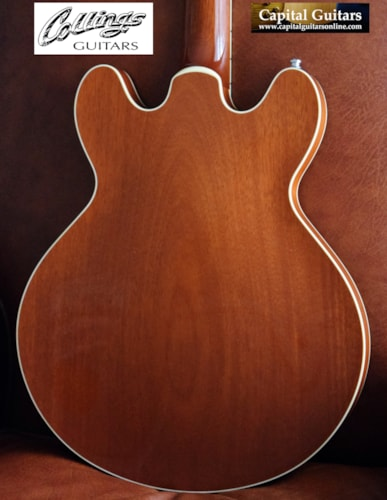 2011 Collings I-35 Deluxe Brazilian Blonde