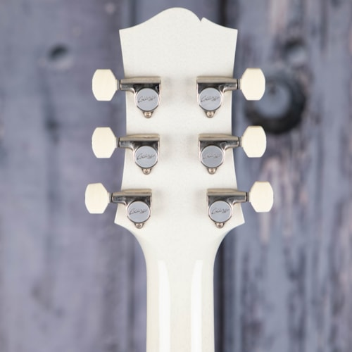 Used 2012 Collings 290 DC S, Transparent White Gloss