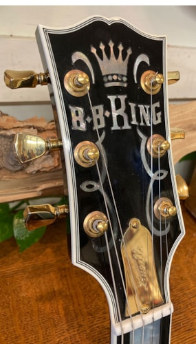 2012 GIBSON  BB KING Lucille Black