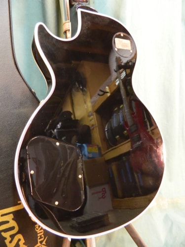 2012 Gibson Les Paul Custom Black