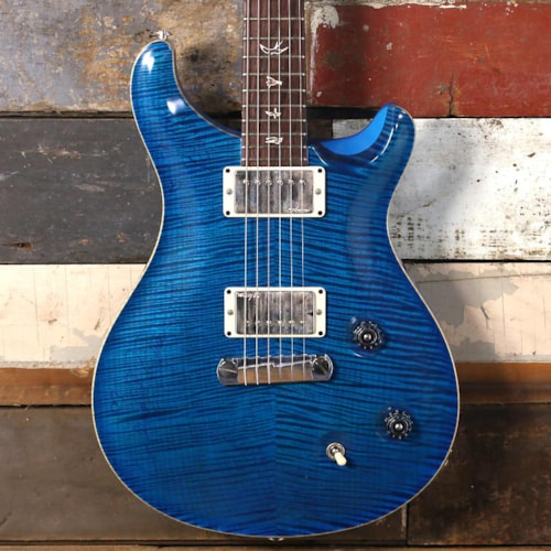 2012 Paul Reed Smith Custom 22 McCarty Chase Blue PRS