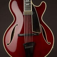 2013 Colling Guitars Collings City Limits Jazz Merlot w/ Broken Glass (USED, )