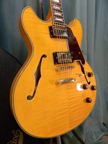 ~2013 D'Angelico Excel EX-DC Tinted Natural