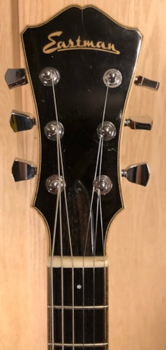 ~2013 Eastman T186MX Sunburst