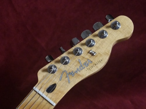 2013 Fender® Special Edition Deluxe Ash Telecaster® Butterscotch, Excellent, GigBag, $399.00