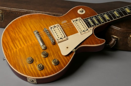 "2013 Gibson Les Paul '59 Reissue Tom Doyle ""Time Machine"" #7"