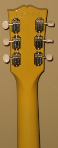 2013 Gibson  Les Paul Special TV Yellow