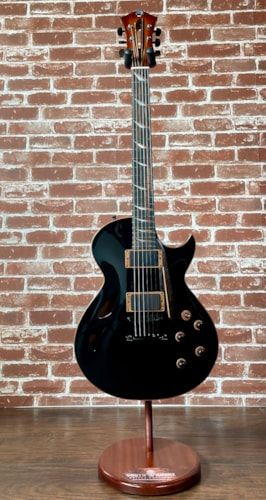 Mirabella Chambered Body 2013 Black, Recently Refurbished by Cris Mirabella (Authorized Dealer) *Dem