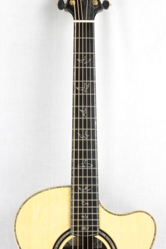 2013 PRS Private Stock Tony McManus BRAZILIAN ROSEWOOD Acoustic Guitar Paul Reed Smith Angelus