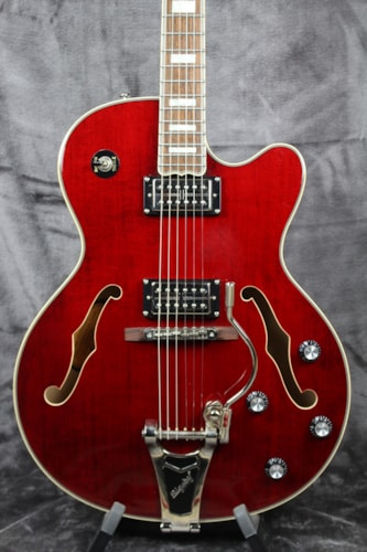 2014 Epiphone Swingster Wine Red